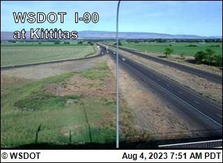 Kittitas I-90 @ MP 115.47