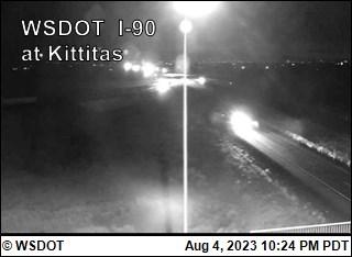 I-90 at MP 115.4: Kittitas