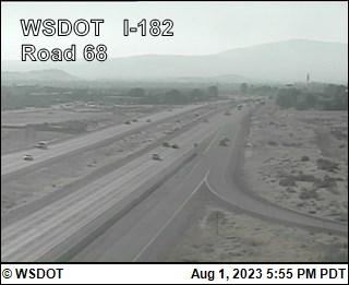 I-182 at MP 9.2: Road 68