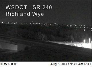 SR 240 at MP 37.8: Richland Wye