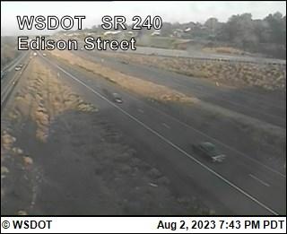 Edison St on SR 240 @ MP40.5
