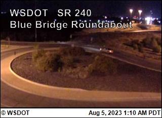 Blue Bridge Roundabout @ SR 240