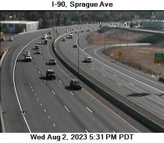 I-90: Sprague Ave