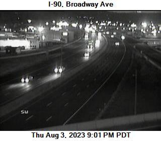 I-90: Broadway Ave