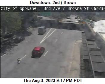 2nd / Browne (Spokane)