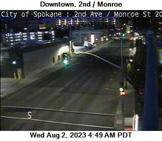 2nd / Monroe (Spokane)