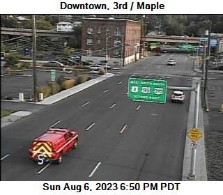 3rd / Maple (Spokane)