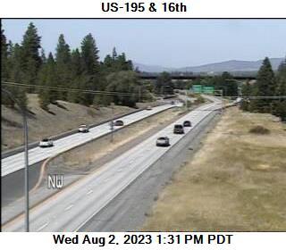 US 195 at MP 95.6: 16th Ave
