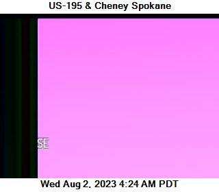 US 195: Cheney Spokane Rd