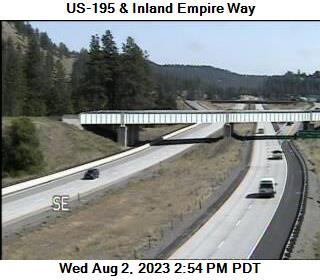 US 195: Inland Empire Way