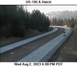 US 195 @ Hatch Rd