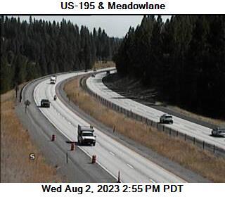 US 195 @ Meadowlane Rd.