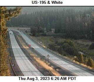 US 195 @ White Rd