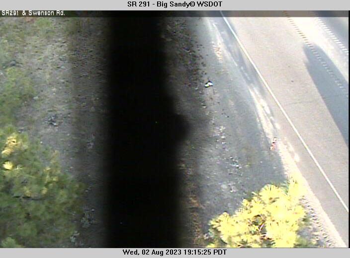 SR 291 at MP 12.9: Swenson Rd.