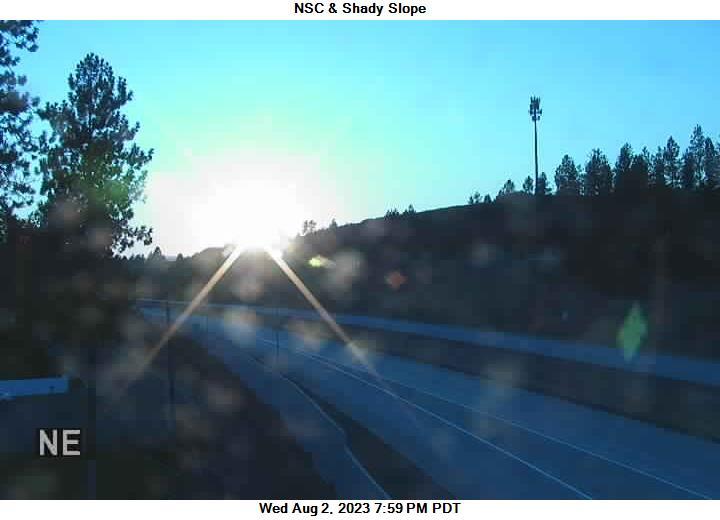 NSC 395 & Shady Slope