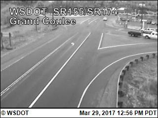 SR 155: SR 174 Grand Coulee
