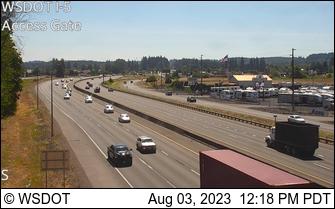 I-5 at MP 73.3