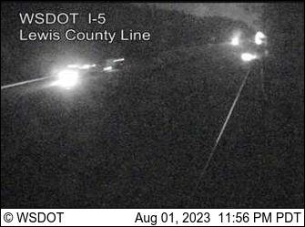 I-5: Lewis County Line