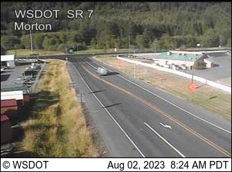 SR 7 at MP 0: Morton