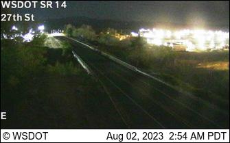 SR 14 at MP 16.7: 27th St