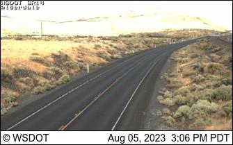 SR 14 at MP 148.8: Alderdale