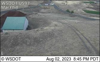 US 97 at MP 2.2: Maryhill