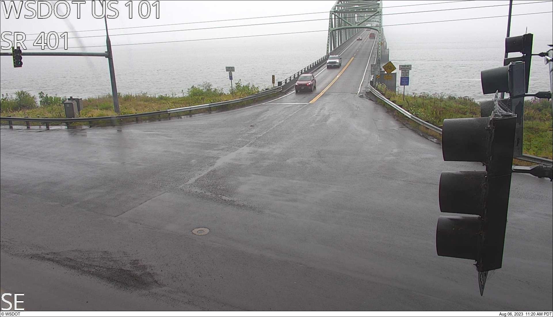 US 101: Astoria-Megler Bridge