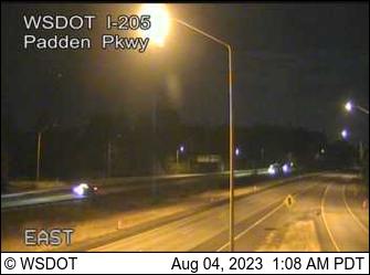 I-205 @ Padden