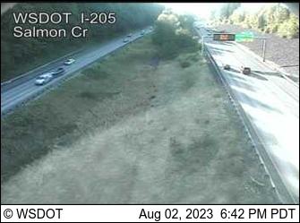 I-205: Salmon Creek