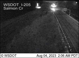 I-205 at MP 36.1: Salmon Creek