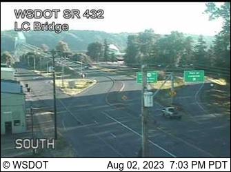 Lewis and Clark Bridge on SR-433