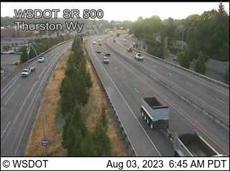 SR 500 @ Thurston Way