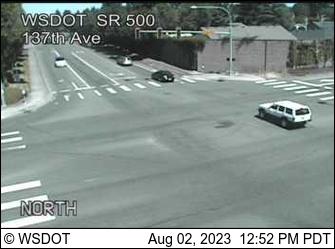 SR 500: 137th Ave