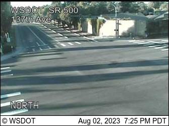 SR 500 at MP 7.9: 137th Ave