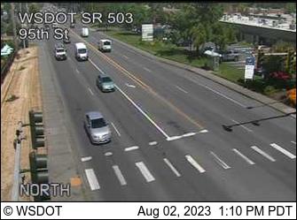 SR 503: 95th St