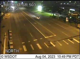SR 503 at MP 1.6: 95th St