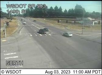SR 503: 149th St