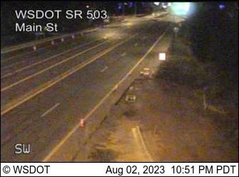 SR 503: Main St