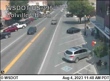 US 395 - Colville - Birch