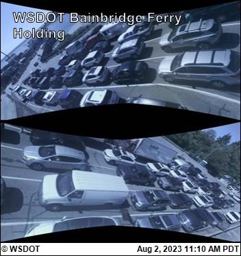WSF Bainbridge Ferry Holding