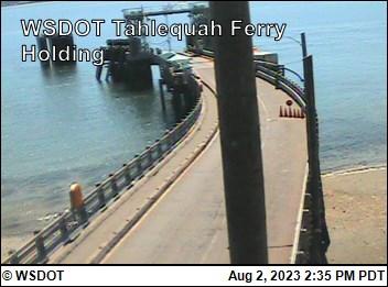 WSF Tahlequah Ferry Holding