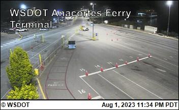 WSF Anacortes Ferry Terminal