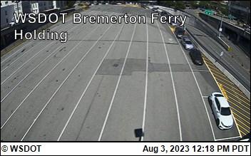 WSDOT - Ferries - Bremerton Ferry Terminal