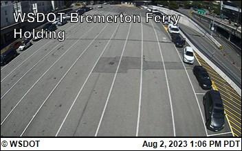 WSF Bremerton Ferry Holding