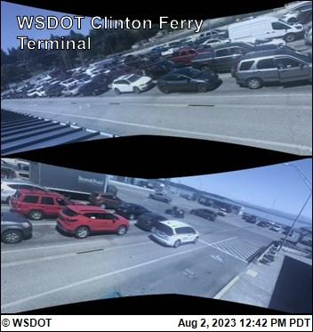 WSF Clinton Terminal