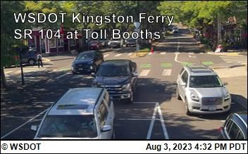 WSF Kingston SR 104 at Washington Blvd